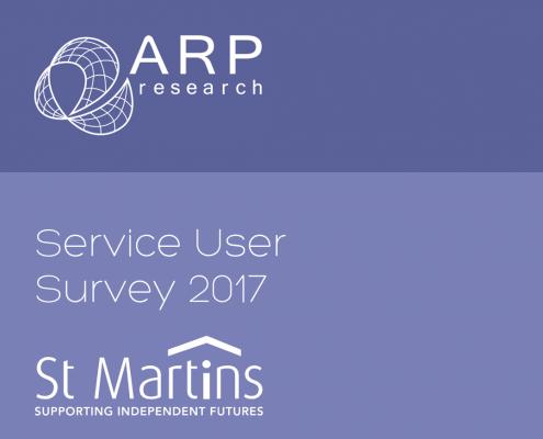 service user survey 2017